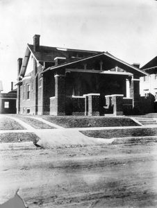 Charles C. Collins residence