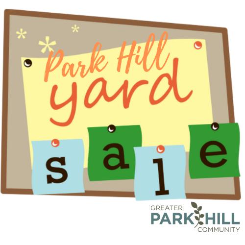 Park Hill Community Yard Sale
