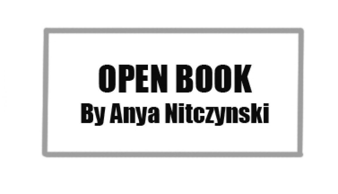 Open Book Anya Nitczynski